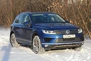 Широта возможностей (Тест-драйв Volkswagen Touareg)