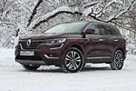 Вторая попытка (Renault Koleos 2.0 dCi)