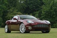 Aston Martin Vanquish 2001 года