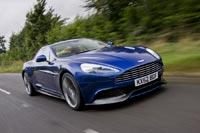Aston Martin Vanquish, цвет кузова Aviemore Blue