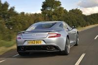 Aston Martin Vanquish, цвет кузова Skyfall Silver
