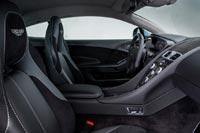 Интерьер автомобиля Aston Martin Vanquish Centenary Edition