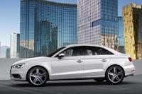 Дизайн седана A3 – это пересечение концепции трёхобъёмного автомобиля и философии купе