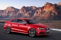 Седан Audi S3 разгоняется от 0 до 100 км/ч за 4,9 секунды