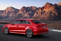 Расход топлива седана Audi S3 равен 6,9 л на 100 км