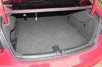 Объем багажника 425 л