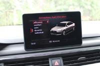 У Audi A4 есть пять режимов работы двигателя и трансмиссии