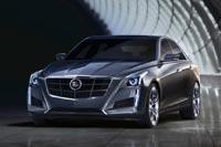 Седан Cadillac CTS относится к сегменту среднеразмерных премиальных автомобилей