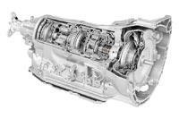 TL80 – первая 8-ступенчатая автоматическая коробка передач Cadillac