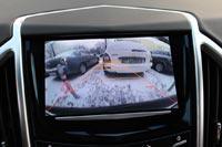 Камера заднего вида помогает на тесной парковке