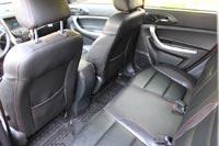 Задним пассажирам места для ног достаточно