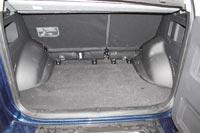 Объем багажника 370 л