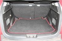 Объем багажника 414 л