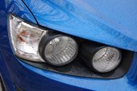 Эффектные фары в стиле Alfa Romeo 159