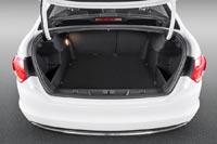 В активе французского седана и практичный багажник объемом 440 л