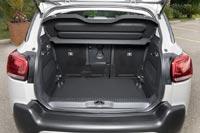 Объем багажник от 410 до 520 литров