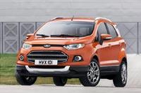Ford EcoSport – яркий и оригинальный