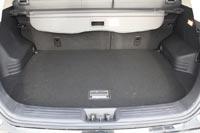 Багажник удобной формы объемом 397 л