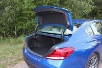 Крышка багажника с электроприводом