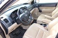 В активе Honda CR-V уютный салон....