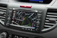 В максимальной комплектации Premium кроссовер получил навигационную систему