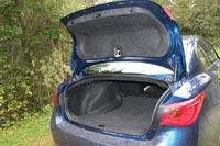 Объем багажника 500 л...