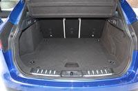 Багажник по меркам класса неплох - 650 литров