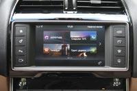 Мультимедиа InControl Touch. Через экран регулируется большинство бортовых опций