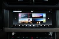 Медиасистема InControl Touch радует приятной графикой и удобным меню