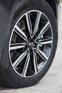 Kia Optima в комплектации Prestige