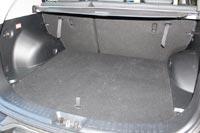 Объем багажника 564 л