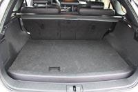 Багажный отсек сравнительно скромен  – 446 литров