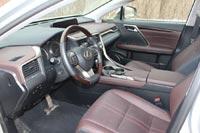Отделка Lexus – праздник гармонии и стиля.