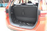 При семиместной компоновке салона для багажа остается всего 295 л