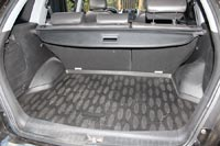 Объем багажника 405 л