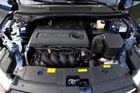 Двухлитровый мотор мощностью 136 л.с.