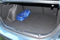 Багажник удобной формы