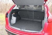 Объем багажника 463 л