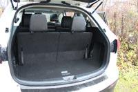 Объем багажника всего 270 литров
