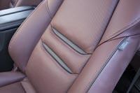 Кресла с обивкой кожей Nappa