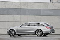 Mercedes-Benz CLS Shooting Brake Concept 2010 года