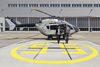 Вертолёт EC145 фирмы Eurocopter
