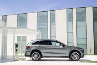 Кроссовер Mercedes-Benz GLC 350 e 4MATIC Edition 1, X 253, AMG Line