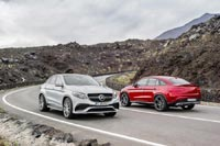 Mercedes-AMG GLE 63 Coupe 4MATIC и Mercedes-Benz GLE 450 AMG Coupe 4MATIC