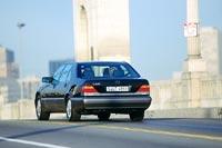 …Он же «шестисотый» - седан Mercedes-Benz W 140 с шестилитровым мотором V12