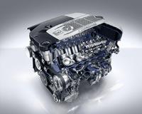Двигатель V12 автомобиля Mercedes-Benz S 65 AMG Coupe