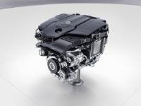 Дизельный шестицилиндровый рядный двигатель OM 656