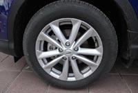 Для данного автомобиля предлагается широкий выбор колесных дисков размерностью от 16 до 19 дюймов