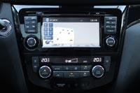 Автомобиль оснащен современной мультимедийной системой с навигацией