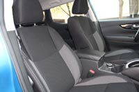 Переднее пассажирское кресло теперь регулируется по высоте